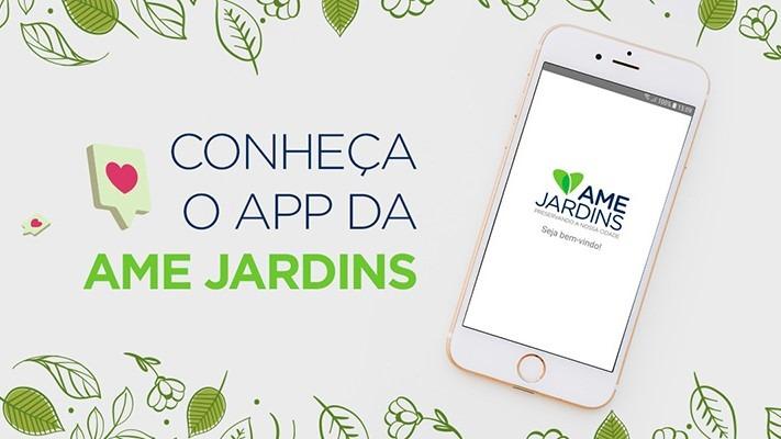 APLICATIVO AME JARDINS